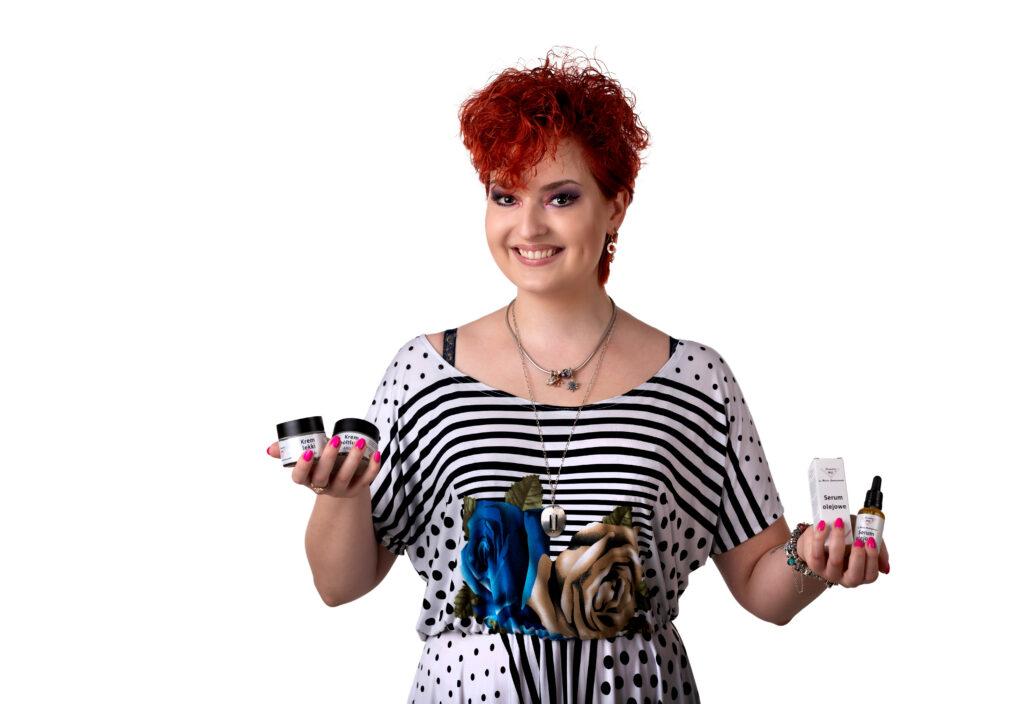Marta Gontaszewska, właścicielka marki Cosmetics by Marta Gontaszewska